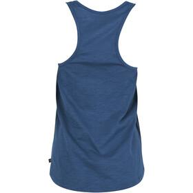 United By Blue Cascades Camiseta sin mangas con bolsillo Mujer, orion blue